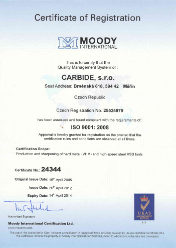 certifikat moody international iso 9001 2000